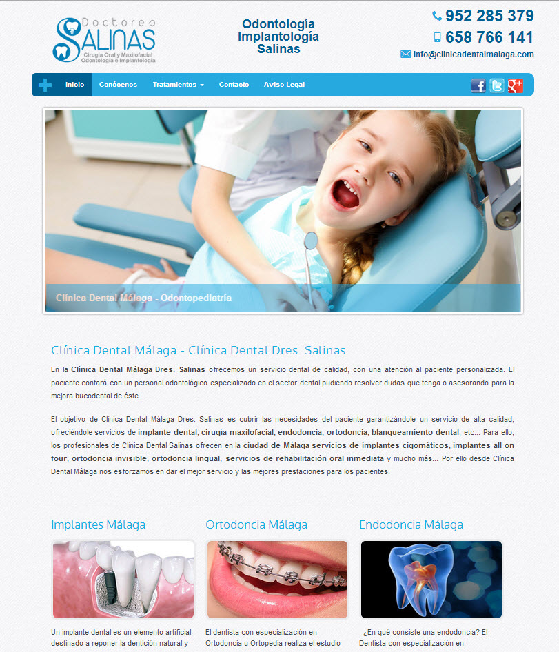 Web de Servimedico.com